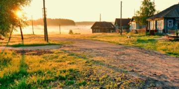 1096891 utro v derevne 360x180 - Отец отправил сына в село, чтобы показать ему что такое бедность