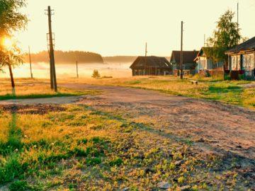 1096891 utro v derevne 360x270 - Отец отправил сына в село, чтобы показать ему что такое бедность