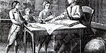 pansion uchitel 360x180 - Как и чему учили детей на Руси 300 лет назад