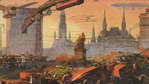prognoz na 100 let kakim videli budushhee lyudi v 1900 godu 03 - Прогноз на 100 лет: каким видели будущее люди в 1900 году