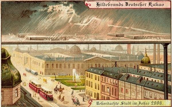 prognoz na 100 let kakim videli budushhee lyudi v 1900 godu 06 - Прогноз на 100 лет: каким видели будущее люди в 1900 году