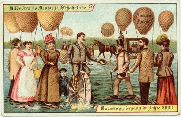 prognoz na 100 let kakim videli budushhee lyudi v 1900 godu 07 - Прогноз на 100 лет: каким видели будущее люди в 1900 году