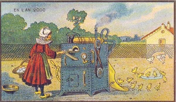 prognoz na 100 let kakim videli budushhee lyudi v 1900 godu 09 - Прогноз на 100 лет: каким видели будущее люди в 1900 году