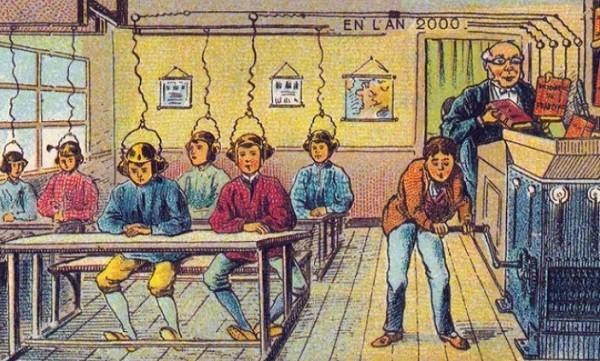 prognoz na 100 let kakim videli budushhee lyudi v 1900 godu 10 - Прогноз на 100 лет: каким видели будущее люди в 1900 году