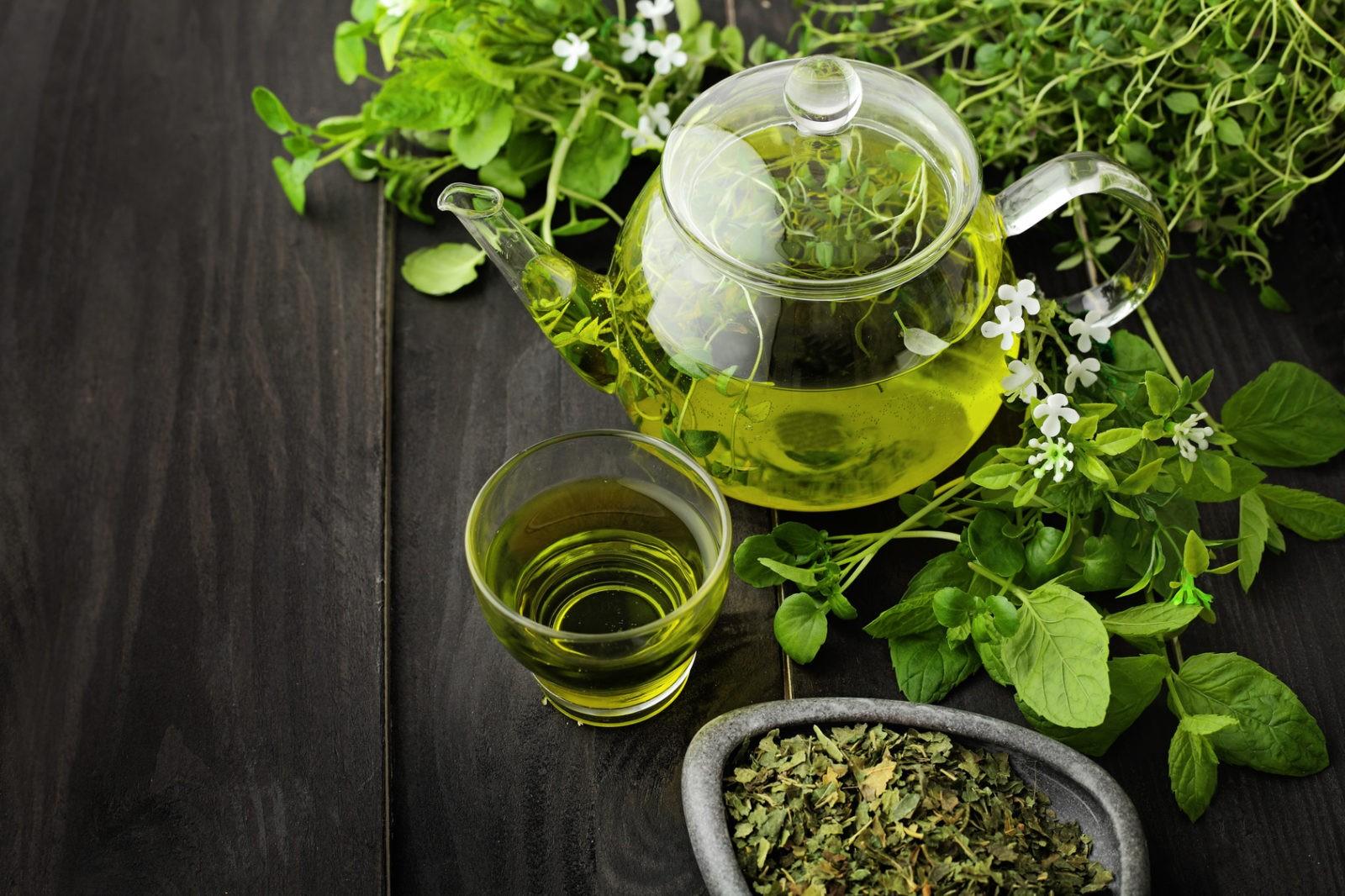 zelenyj chaj povyshaet ili ponizhaet davlenie 7 - Топ-10 продуктов для продления жизни