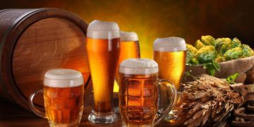 Beer Barrel Hops Mug Foam Highball glass Ear 527198 3840x2400 360x180 - Пиво: 10 интересных фактов!
