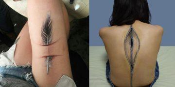 fon svet polosy pyatna odnotonnyy 43981 1600x900 360x180 - Татуировки превращают шрамы в произведения искусства, которые больше не хочется скрывать