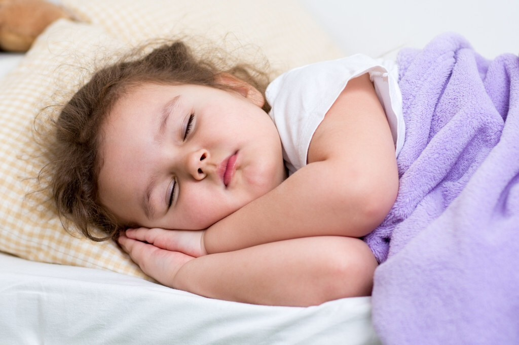 Картинки спят детки