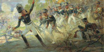 Raevsky saltanovka 360x180 - 15 интересных фактов о войне 1812 года