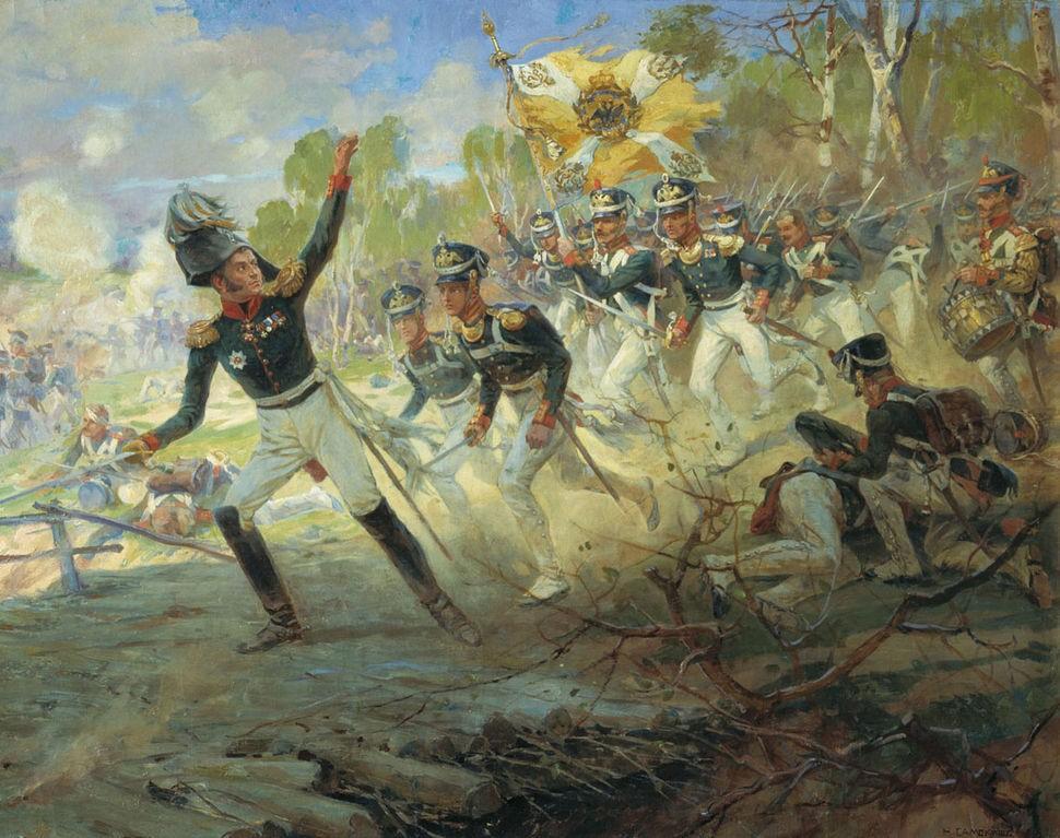 Raevsky saltanovka - 15 интересных фактов о войне 1812 года