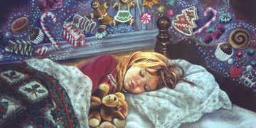 Visions of Sugarplums 360x180 - 23 интересных факта о сне
