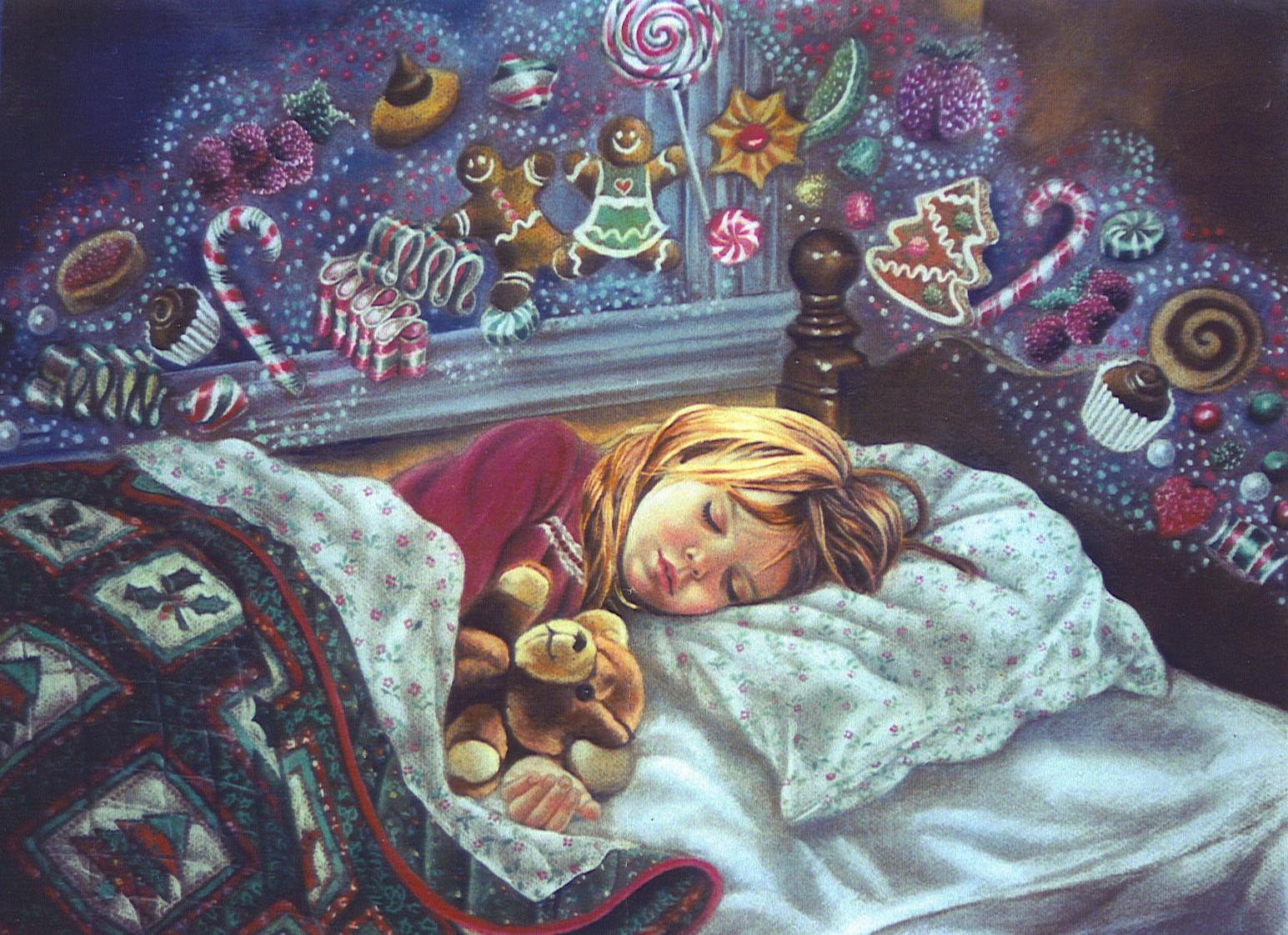 Картинки волшебные сны