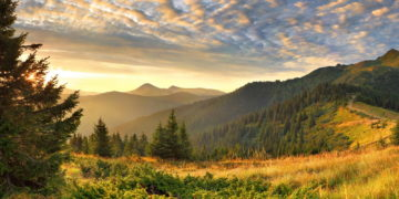 rebo gory trava les oblaka 360x180 - 11 интересных фактов о горах