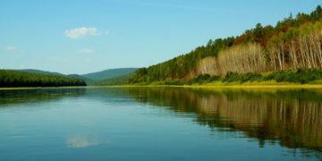 techet reka lena rlena avtor ev la 1024x564 360x180 - 8 интересных фактов о реке Лена