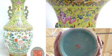 4de93e1900000578 0 image a 1 1530700047854 360x180 - Бабушка 40 лет использовала вазу как подставку для тростей, пока не узнала, сколько она стоит