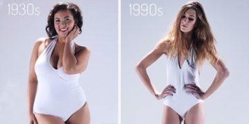 5 360x180 - 3000 лет всего за 3 минуты! Как менялись идеалы красоты на протяжении всей истории человечества.