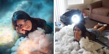6 2 360x180 - Честный американский фотограф показывает, что находится за кадром эффектных снимков для Инстаграма