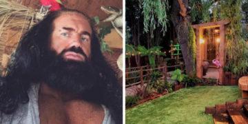 1 18 700x366 360x180 - Пара 6 лет не ездила в отпуск, и муж решил исправить ситуацию, превратив их сад в тропический рай
