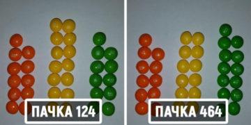 3 11 700x366 360x180 - Математик решил отыскать две одинаковых пачки Skittles. Ему понадобилось 82 дня и 27 тысяч конфет
