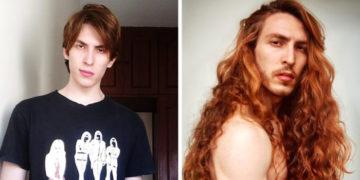 cfuyaykveranoglshd 700x366 360x180 - Парень не побоялся критики и отрастил копну волос — теперь его принимают за знаменитость и принцессу