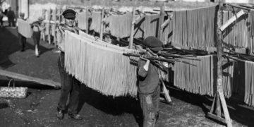 pasta 9 800x622 360x180 - Как делали пасту в первой половине XX века