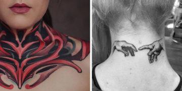 vaypvap 700x366 360x180 - 30 татуировок, которые стали украшением на шее у своих владельцев