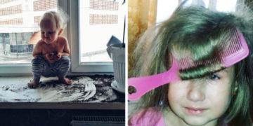 vyayfvavy 700x366 360x180 - 18 фотографий, которые показывают, какова цена за 5 минут тишины в доме, где живёт маленький ребёнок