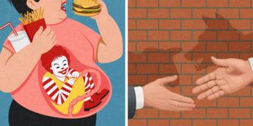 yvayfvayva 700x366 360x180 - 28 злободневных иллюстраций, которые кричат о проблемах современного общества