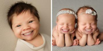 4 23 700x366 360x180 - Фотограф из США приклеивает голливудские улыбки к снимкам младенцев. Зрелище, вызывающее мурашки