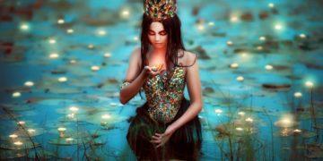 forestprincesses01 360x180 - Лесные принцессы и русалки: пермский фотограф снимает сказочных красавиц в лесах Прикамья