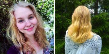 fvuayaykpvcherasnopmglrshdol 700x366 360x180 - Девушка два года не мыла волосы шампунем, и вот, как это повлияло на её шевелюру