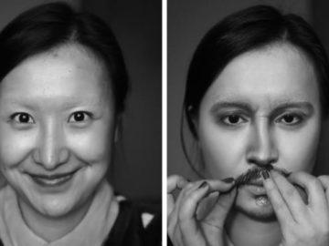 pavpvpyv 700x366 360x270 - Эта художница из Китая показала, как за 10 шагов с помощью макияжа стать копией Джонни Деппа
