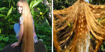 prpev1 700x366 360x180 - Эта девушка вот уже 7 лет носит волосы до пят и наконец решила поделиться секретом того, как ей это удаётся
