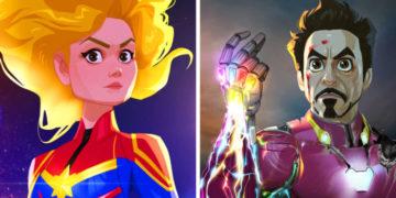 vfayaypchvrsaomlirzhdl 700x366 360x180 - 20 героев вселенной Марвел, которых талантливый художник превратил в яркие карикатуры