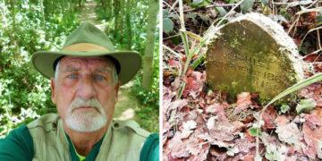 vprrppravrppa 700x366 360x180 - Британец обнаружил лесу надгробие 19 века. И принадлежало оно не иначе как домашнему кролику