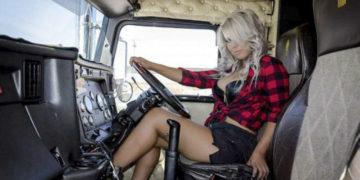 zzz 360x180 - 26-летняя дальнобойщица: «Я одеваюсь как Барби, но среди водителей я свой парень»