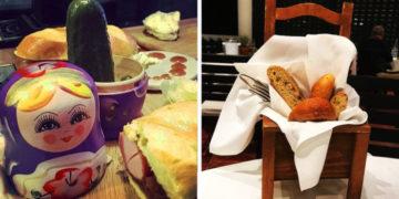 1565190422 2fe8a665914aca3a8edfbe53a5219062 700x366 360x180 - 20 ресторанов, которые не знают, что такое тарелки, и подают блюда в самых непредсказуемых предметах