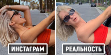 vyayayv 700x366 360x180 - Девушка из Амстердама показала, как идеальные инстаграмные кадры выглядят в реальности