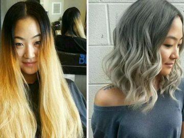 Screenshot 1 1 800x527 360x270 - 20 фото людей «до и после» того, как они обрезали свои длинные волосы