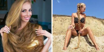1577113287 def0ed8f66f19406af2089b7662668b2 700x366 360x180 - Украинка отрастила волосы длиной в 1.8 метра и рассказала, как живётся Рапунцель в современном мире