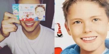 3 360x180 - Мальчик с упаковки «Киндера» вырос и стал красавцем как он выглядит сейчас? И чем занимается?