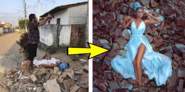 360x180 - Фотограф из Бразилии делится закадровыми снимками, показывая, как выглядят идеальные фото в реальной жизни