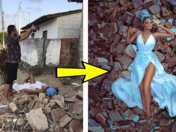 360x270 - Фотограф из Бразилии делится закадровыми снимками, показывая, как выглядят идеальные фото в реальной жизни